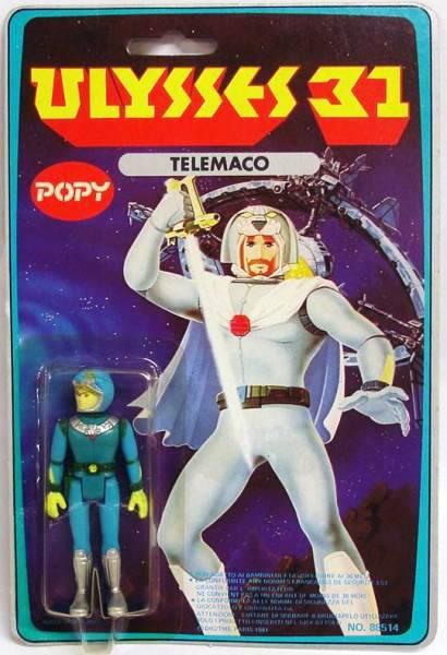 Ulysse 31 / Ulysses 31 (Popy bandaï et multi) 1981 Ulysse10