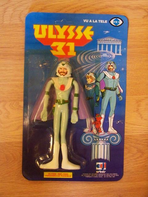 Ulysse 31 / Ulysses 31 (Popy bandaï et multi) 1981 Ulysse15