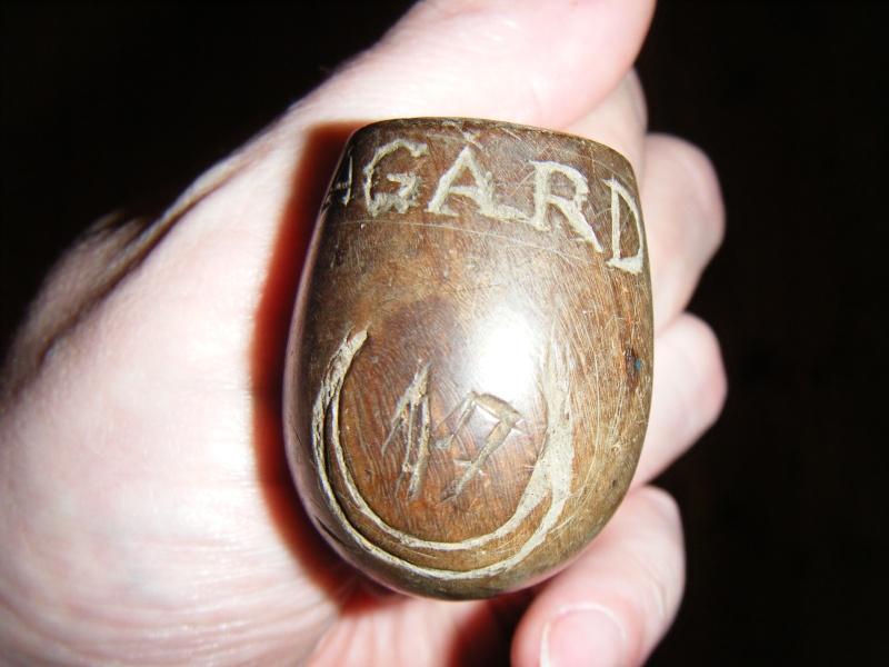 pipe d'un soldat du 17ème Régiment de Tirailleurs Algériens Pipe_p11