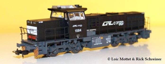 CFL Série 1500 / 1580  59285-10