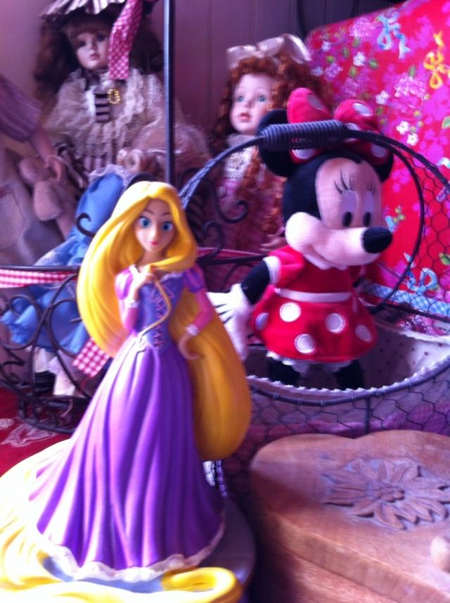 Ma Disney Collection [Mise à jour: Jafar LE et Ariel/Ursula Fairytale Designer p3] 2013-010