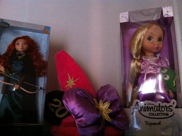 Ma Disney Collection [Mise à jour: Jafar LE et Ariel/Ursula Fairytale Designer p3] 2013-012