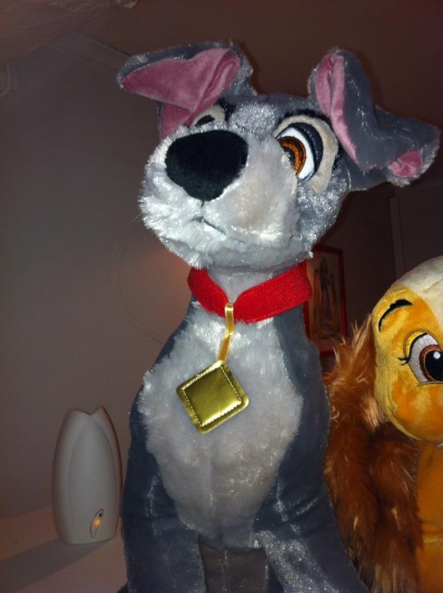 Ma Disney Collection [Mise à jour: Jafar LE et Ariel/Ursula Fairytale Designer p3] 2013-013