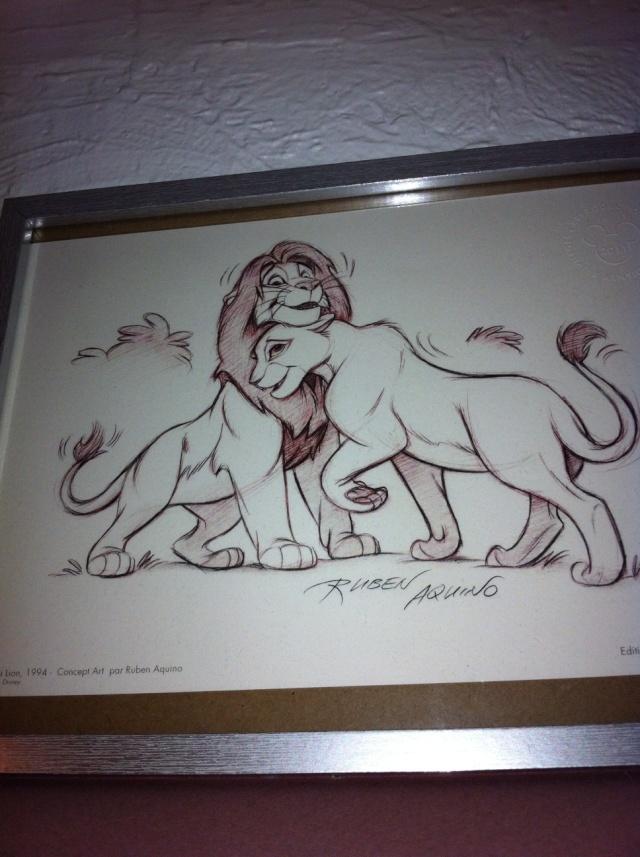 Ma Disney Collection [Mise à jour: Jafar LE et Ariel/Ursula Fairytale Designer p3] 2013-022