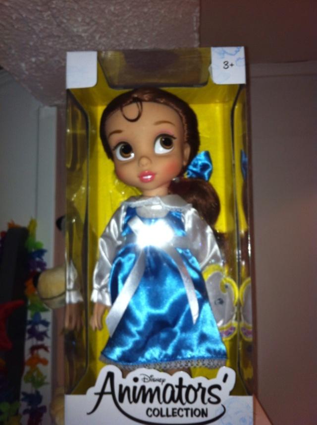 Ma Disney Collection [Mise à jour: Jafar LE et Ariel/Ursula Fairytale Designer p3] 2013-026