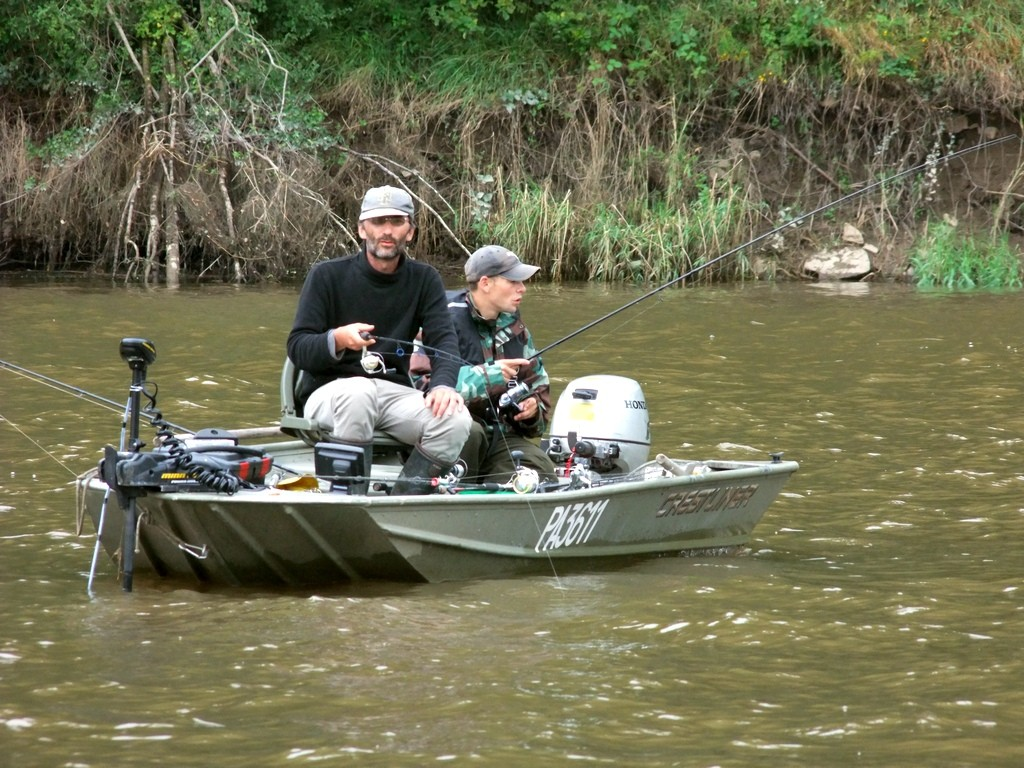 Rencontre Traditions Pêche ! Dscf8422