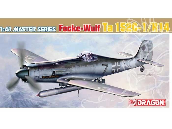 Plan du Ta-152C Dragon10