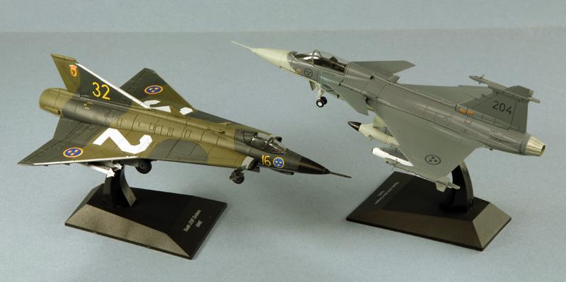 """SAAB J-35? """"Draken"""" [1/48 - Lindberg] Draken10"""