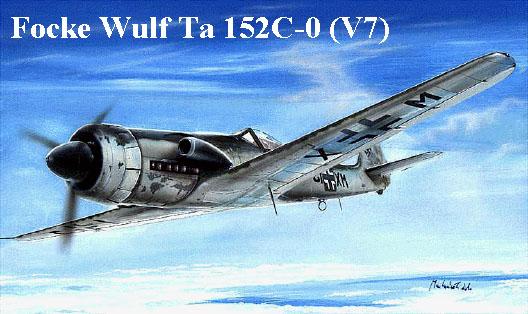 Plan du Ta-152C Fockew10