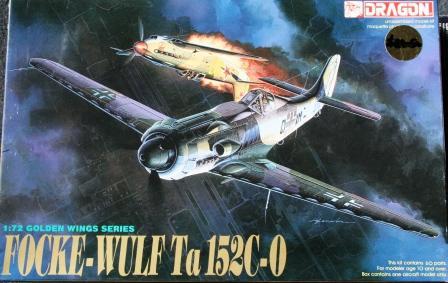 Plan du Ta-152C Img_1110