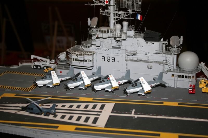 USS AMERICA - Scratch - 1/72 ! - Page 13 Img_7411