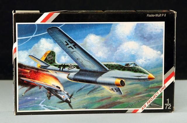 Focke Wulf Fw PII (Projekt II) [1/72 - Special Hobby] Img_7954