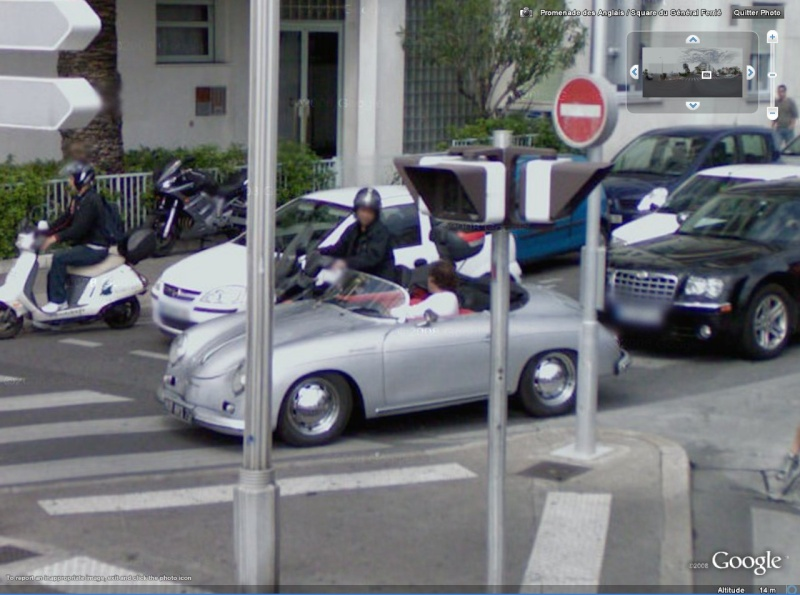 STREET VIEW : belles voitures (France) - Page 3 35610