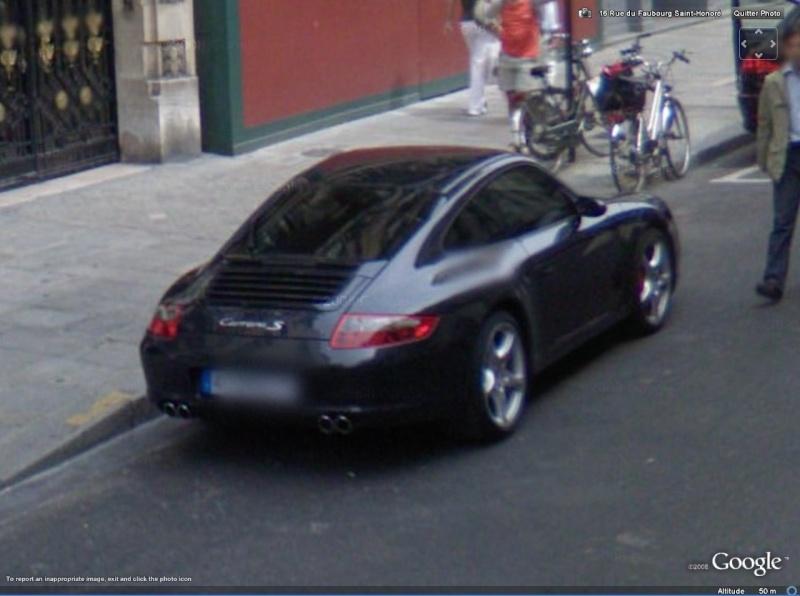 STREET VIEW : belles voitures (France) - Page 2 Carrer10