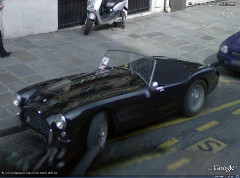 STREET VIEW : belles voitures (France) - Page 2 Cobra10