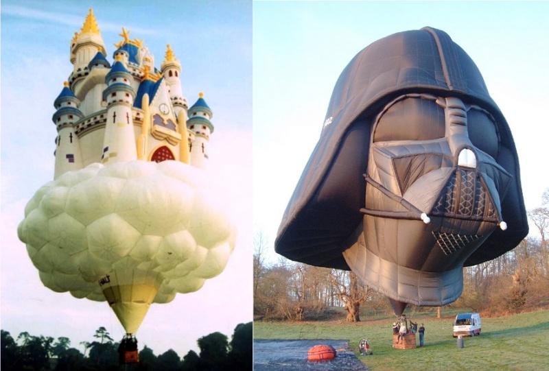 Cameron Balloons, Bristol - Angleterre Vador10