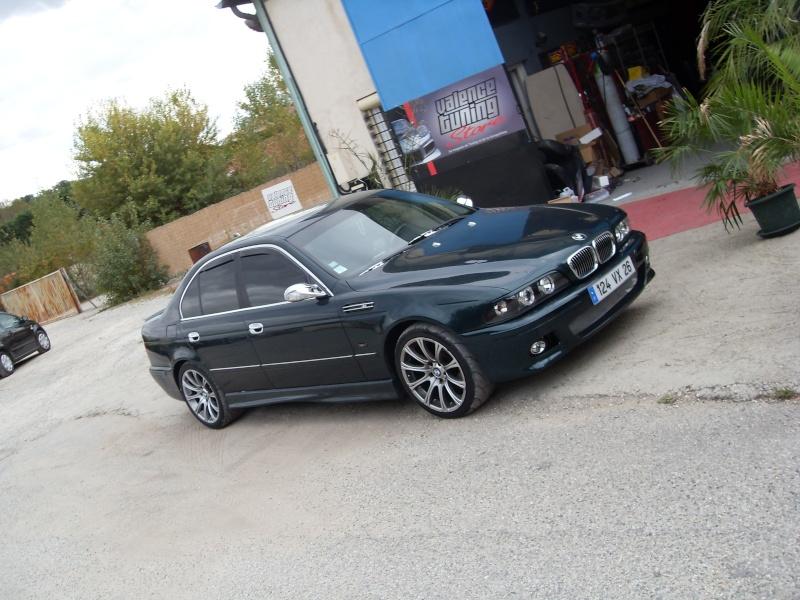 BMW E39 Fabrication Duplex sur Mesure 010
