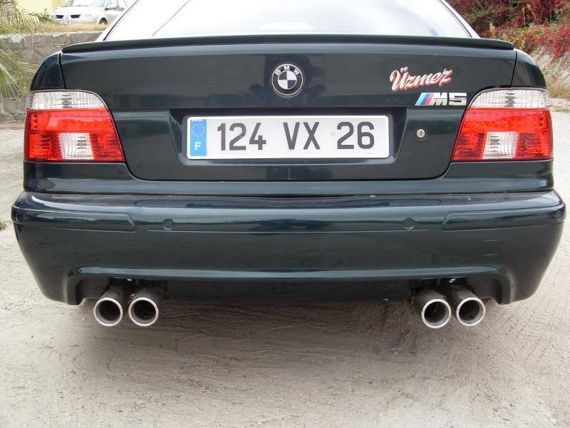 BMW E39 Fabrication Duplex sur Mesure 1510