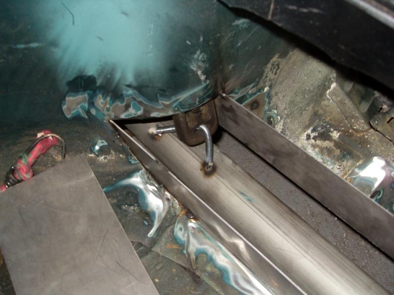 BMW E39 Fabrication Duplex sur Mesure 410