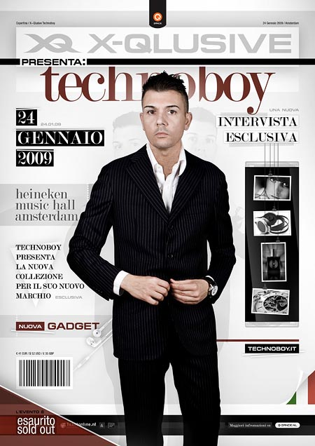 [ X-Qlusive Technoboy - HMH - Amsterdam - NL - 24 Janvier 2009 ] - Page 4 Xq-cov10