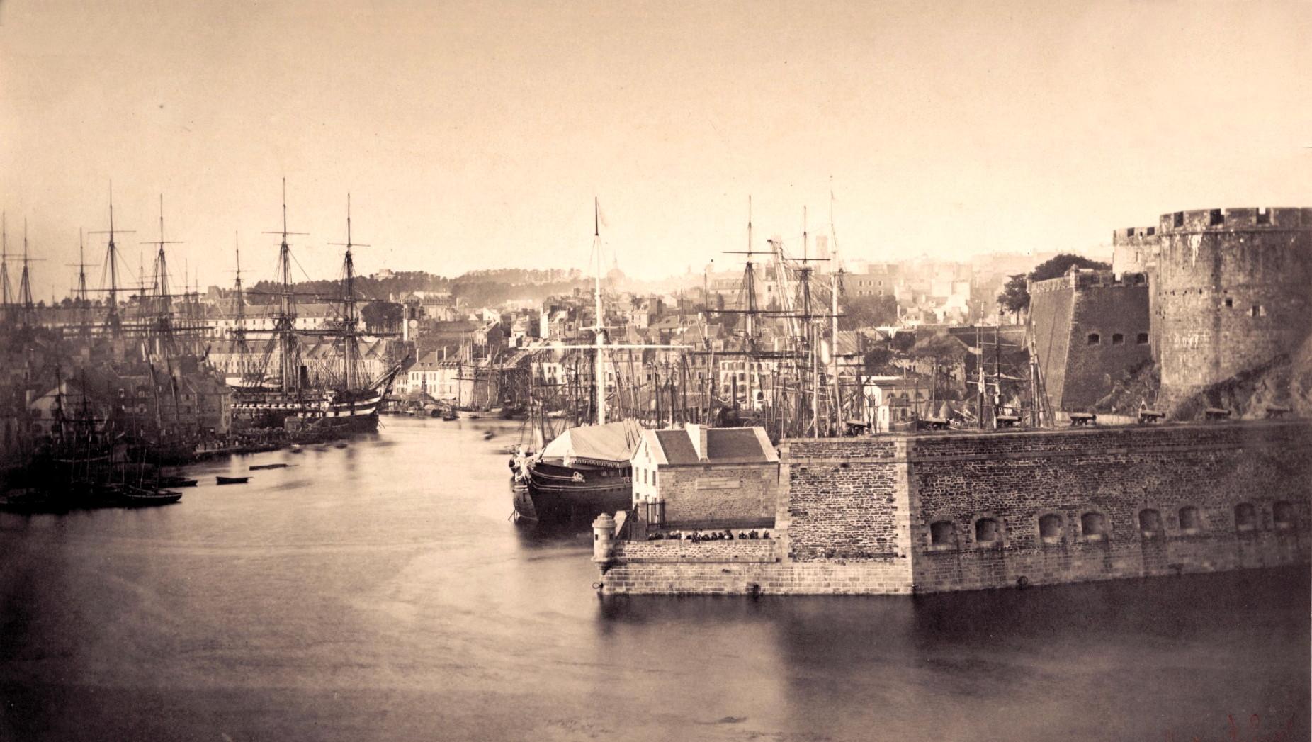 NEW - Brest et ses remparts - Page 2 Entrzo10