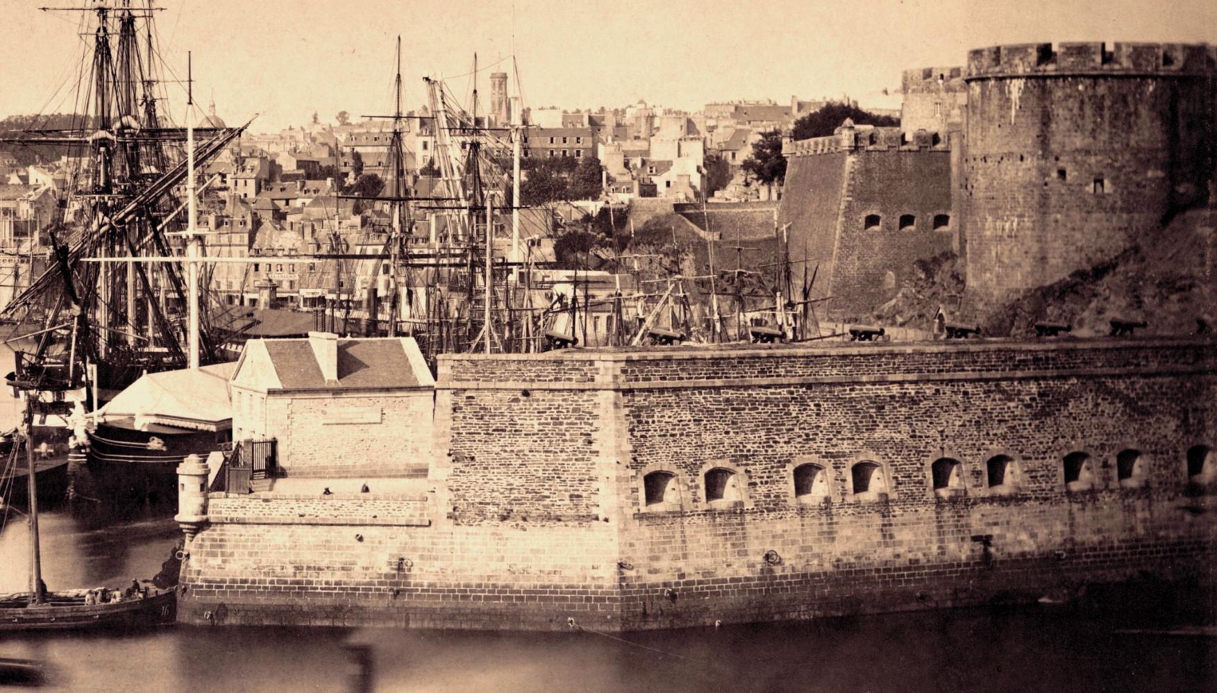 NEW - Brest et ses remparts - Page 2 Entrzo11