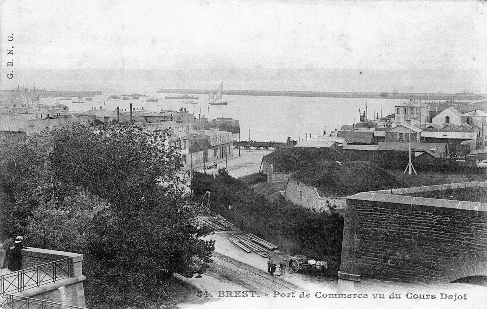 NEW - Brest et ses remparts - Page 2 Vue_du10