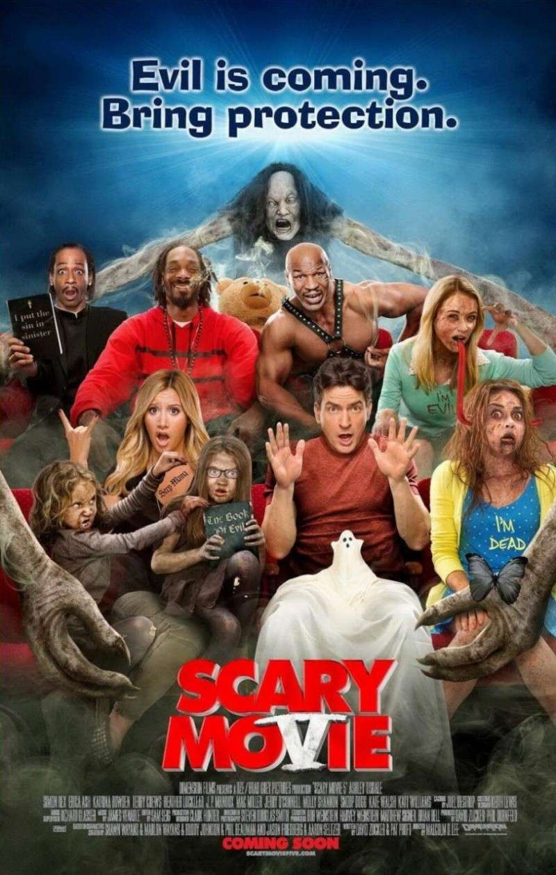 Scary Movie 5 (2013, Malcom D. Lee) - Page 7 Hr_sca10