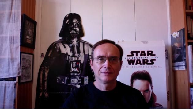 Star Wars. Un ensayo urbano-galáctico : liens 2018-110