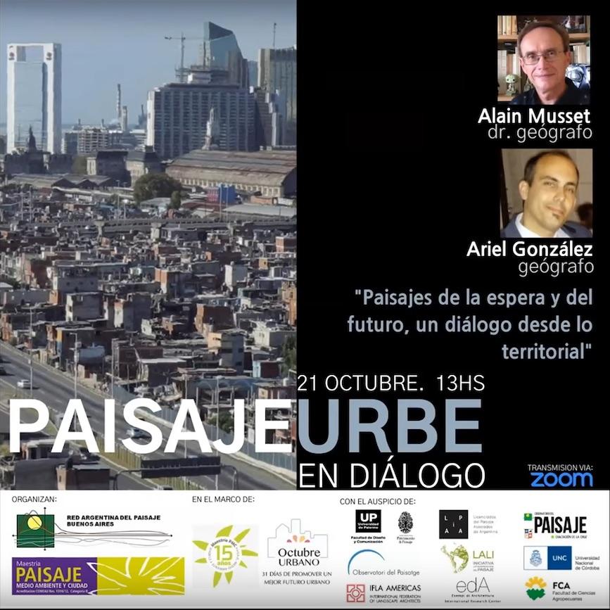 PAISAJEURBE : paisajes de la espera y del futuro 2020-110