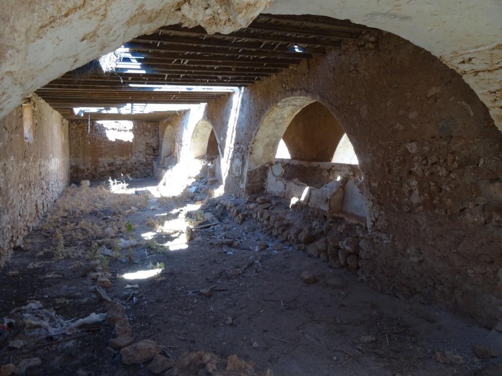 Il était une fois au nord d'Almeria… Sur les traces de Sergio Leone et du western spaghetti Cortij13