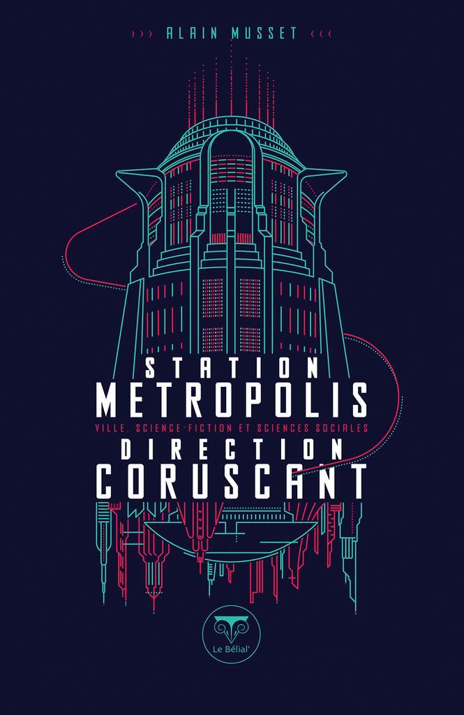 Émission Chroniques rebelles (Radio Libertaire) : Station Metropolis-Direction Coruscant Musset10