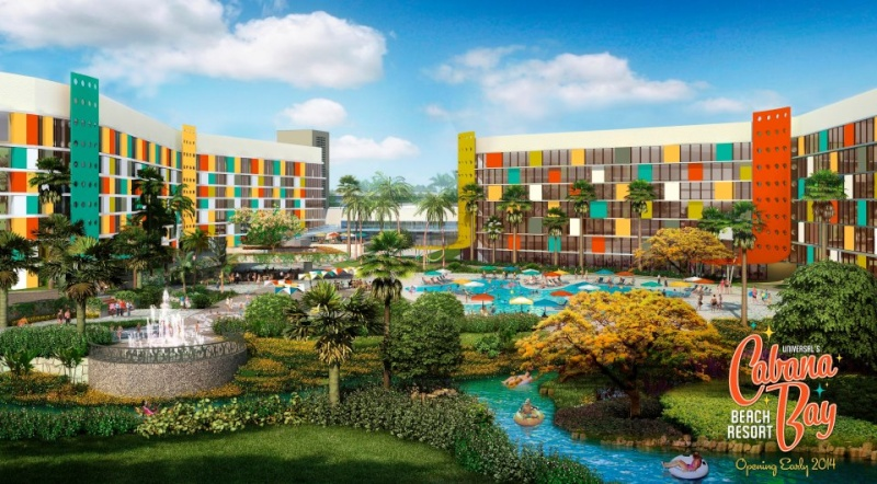 [Universal Orlando Resort] Les hôtels Cabana10