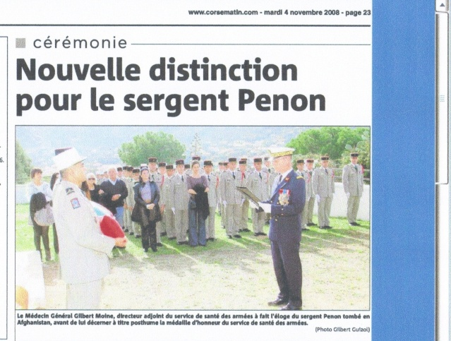Sgt PENON 04-11-10