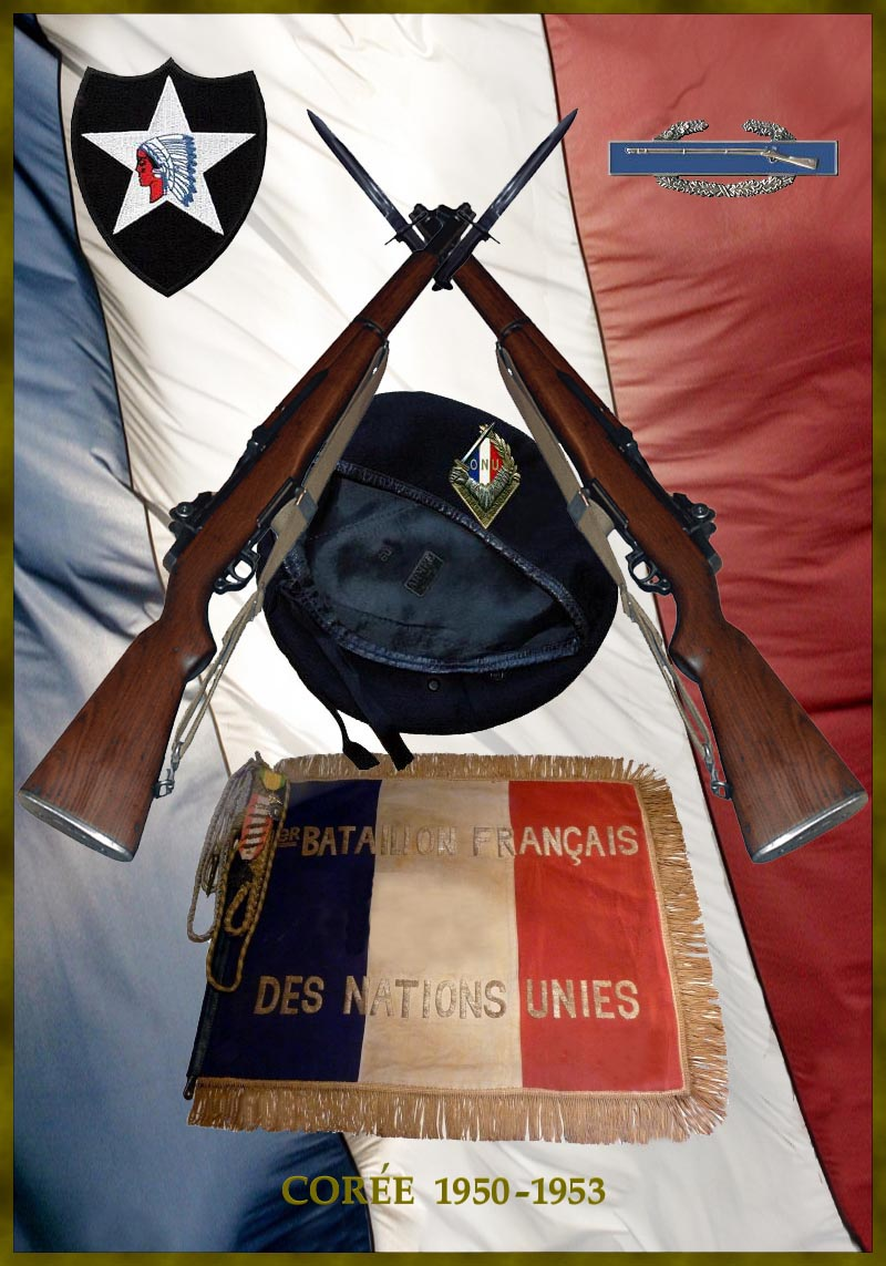[Opérations de guerre] GUERRE DE CORÉE - Tome 1 - Page 21 2_plaq10