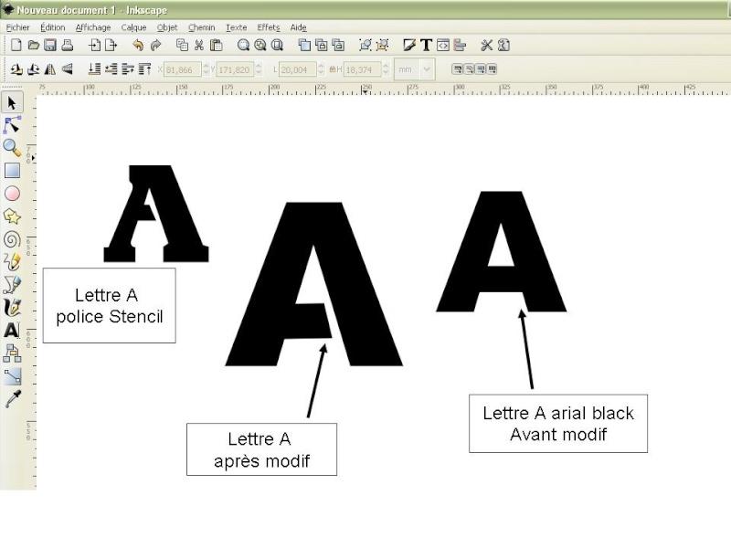 pochoir alphabet [ RESOLU ] Exempl10