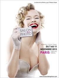 Paris, salon de la photo, le 9 novembre 2013 Visuel10