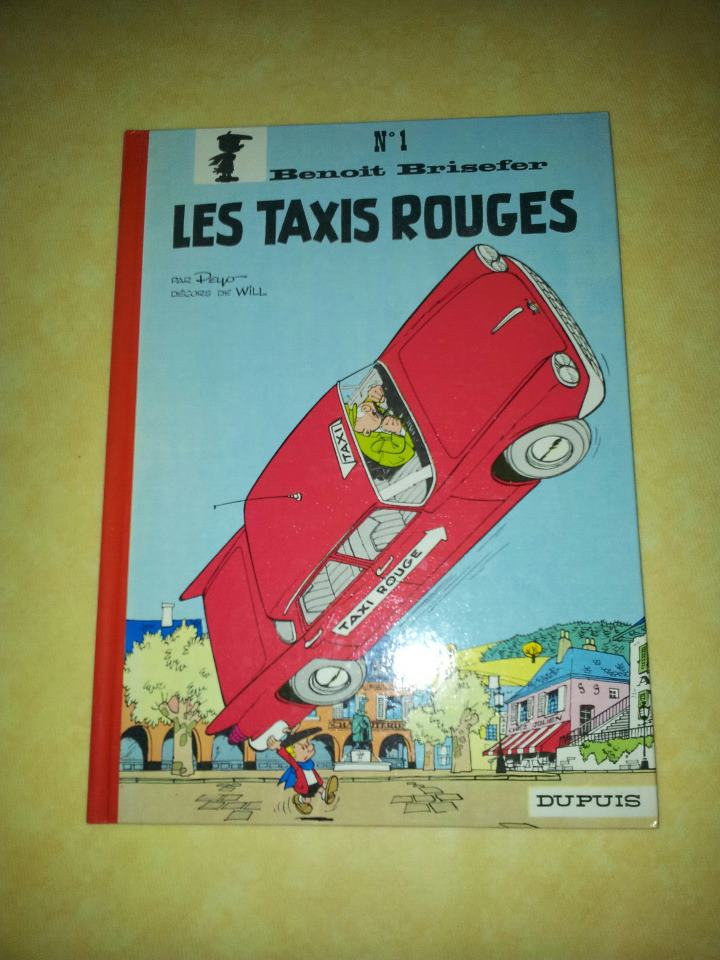 [Disney France] Les taxis rouges (22 octobre 2014) 66995_10