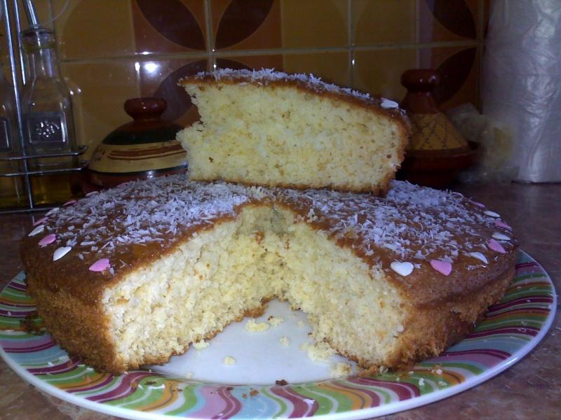 Gâteau nature (méskouta) Soumay28