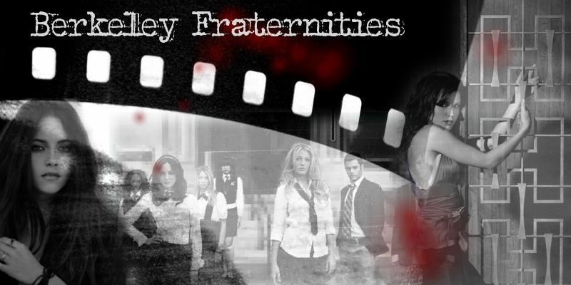 *} .UC Berkeley Fraternities.
