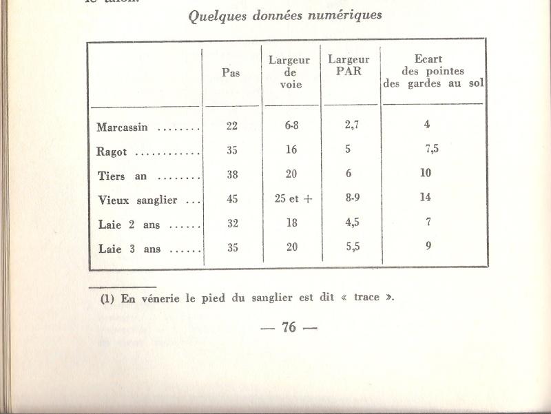 pieds,traces et indices - Page 4 Numari10