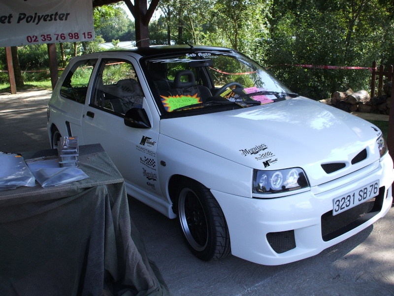 CLIO 1 CONCEPT SPORT SEB M 'TUNING FRANCE - Page 2 Blangy18