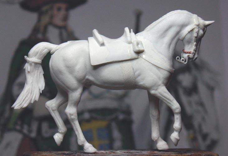 Timbalier de Praslin-Cavalerie, 1640. Timbal14