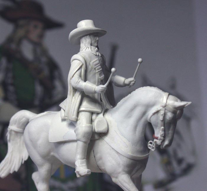 Timbalier de Praslin-Cavalerie, 1640. Timbal20