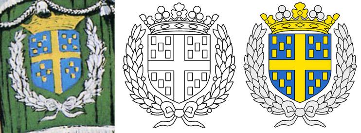 Timbalier de Praslin-Cavalerie, 1640. Timbal22