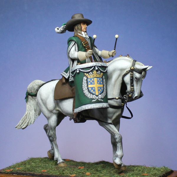 Timbalier de Praslin-Cavalerie, 1640. - Page 3 Timbal34