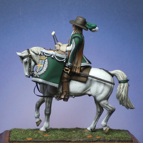Timbalier de Praslin-Cavalerie, 1640. - Page 3 Timbal37