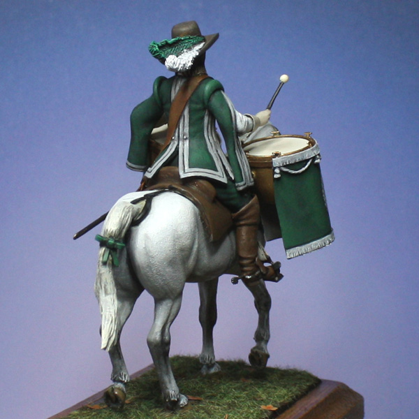 Timbalier de Praslin-Cavalerie, 1640. - Page 3 Timbal38