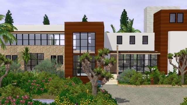 [Sims3]-Débutant- Atelier construction moderne.  - Page 14 Screen10