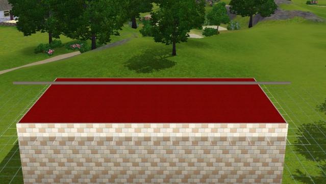 [Apprenti] Réalisation du toit en pente. Screen25